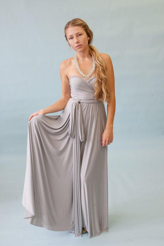 Pin By Jameela D On I Do Infinity Wrap Dresses Maxi