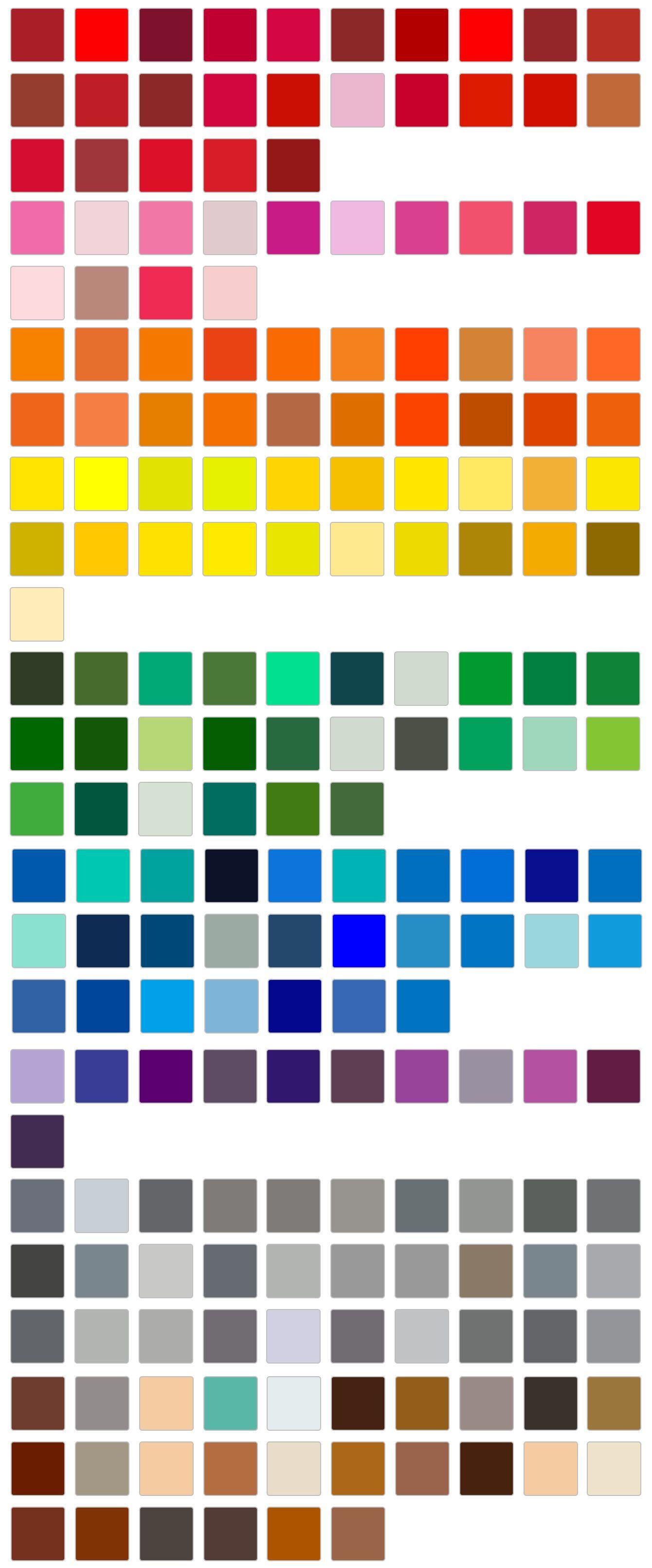 Available Krylon Spray Paint Colors Krylon Spray Paint Colors Spray Paint Colors Krylon Spray Paint