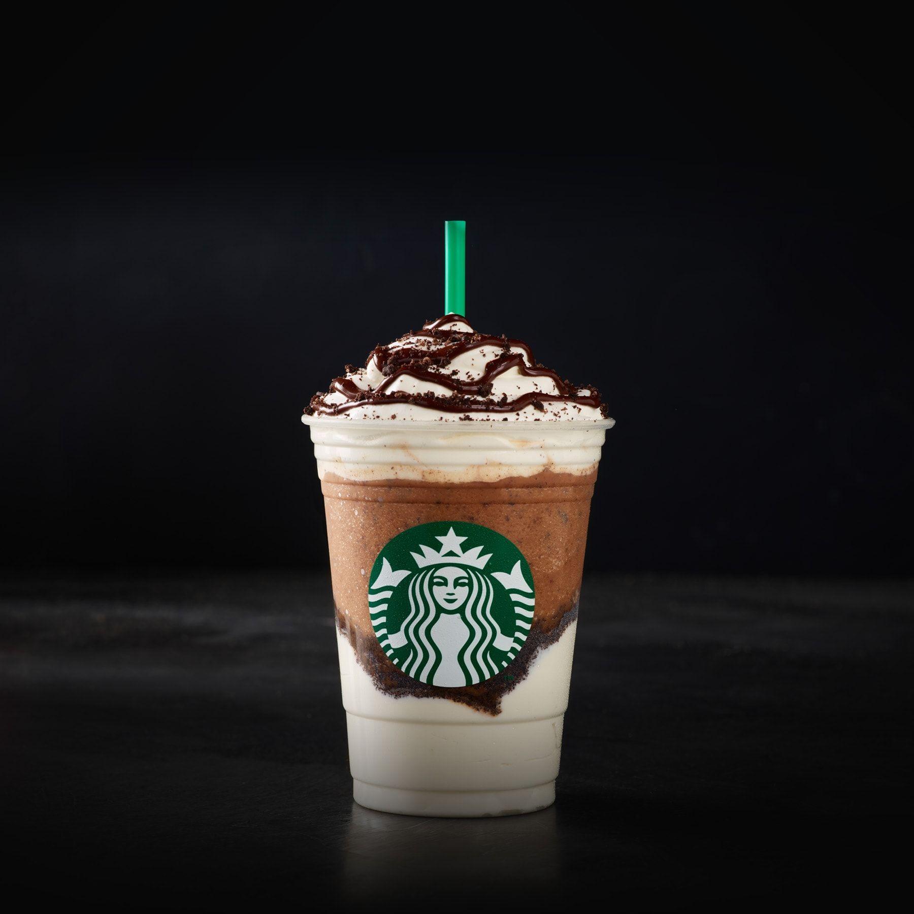 Mocha Cookie Crumble Frappuccino®