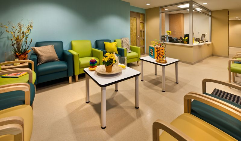 Rady Children's Hospital Autism Clinic and Child Care