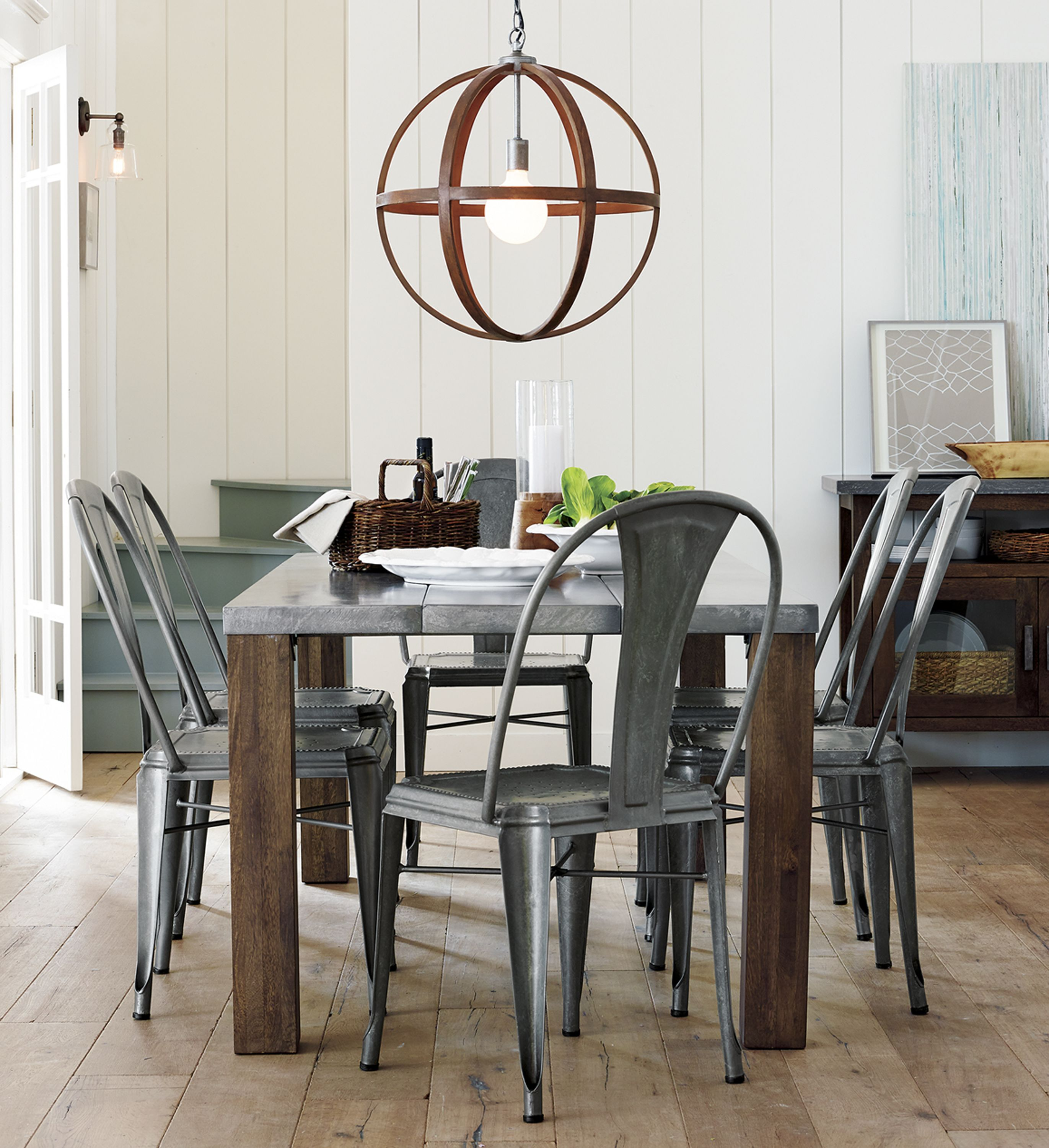 Lyle Metal Dining Chair Reviews Crate And Barrel Metal