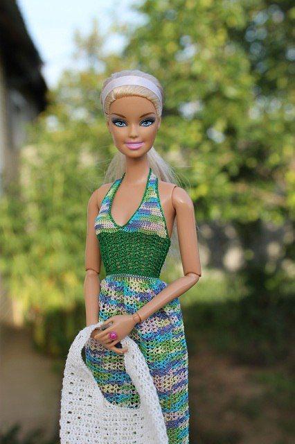 Pin By Diana Castelijn On New Crochet Barbie Pinterest Puppen