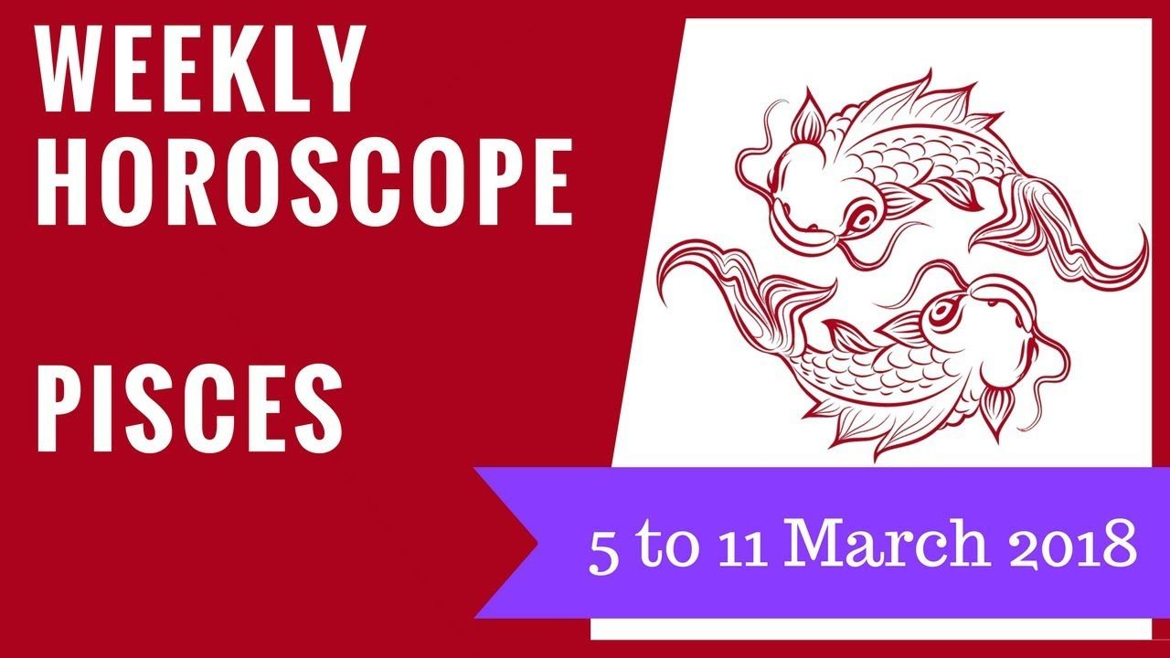 weekly horoscope 11 march