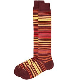 ETRO socks Striped Cotton
