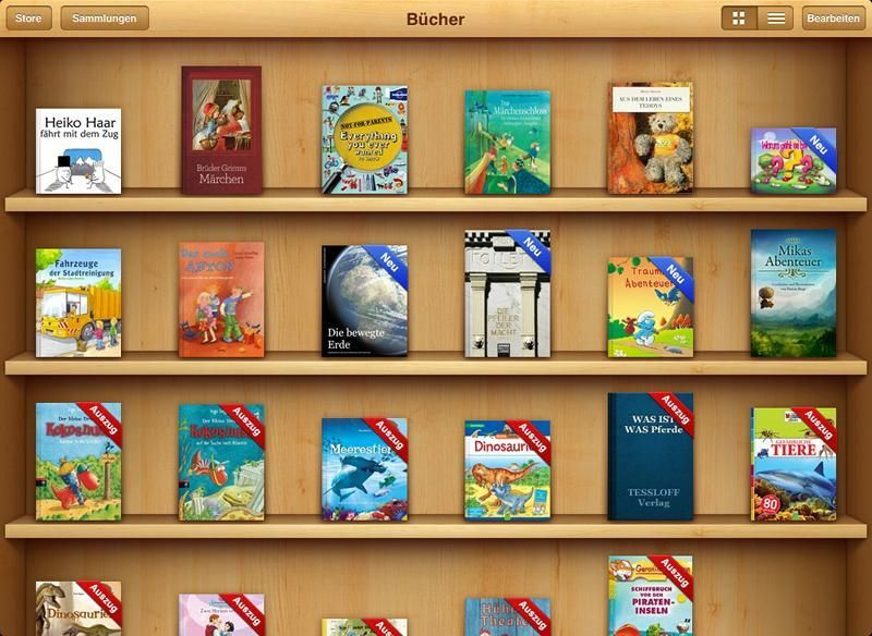 3 kostenlose kinder ebooks ibooks f r ipad iphone und ipod touch beste kinderb cher apps. Black Bedroom Furniture Sets. Home Design Ideas