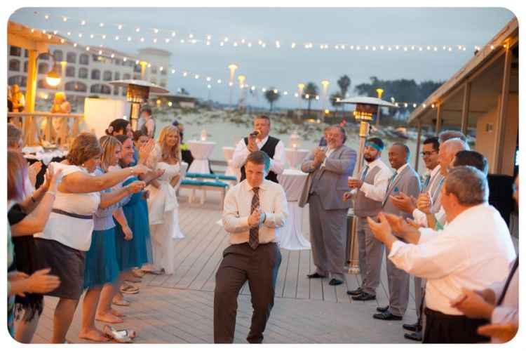 Breaker S Beach Deck Wedding Photographer Coronado Ca San Go Faithfully