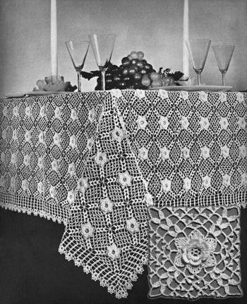 Irish Crochet Patterns Free Irish Crochet Rose Crochet For
