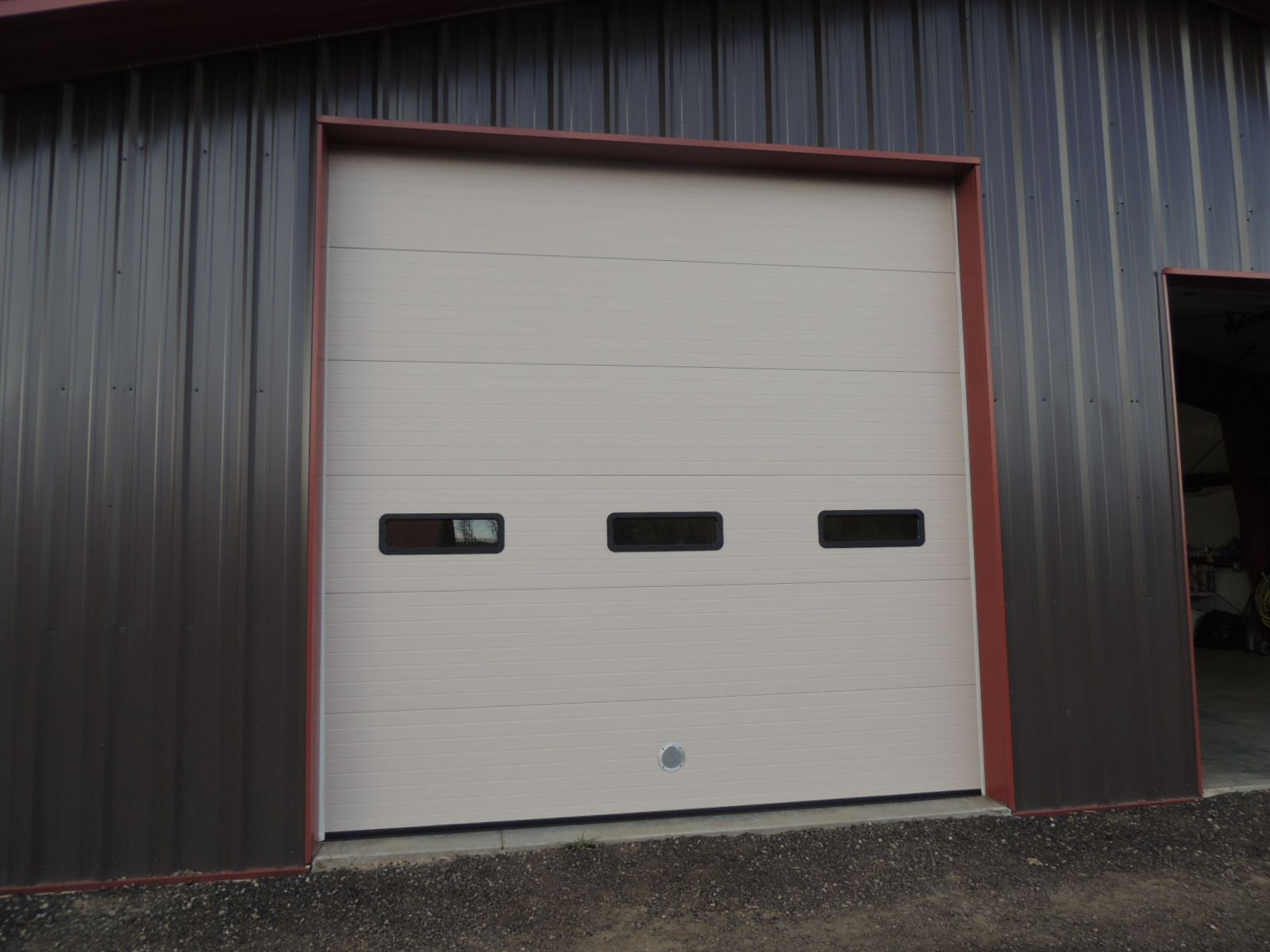 Garage Overhead Doors Metal Building Outlet Offers Top Quality