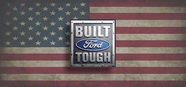 My Ford Touch Wallpaper Built Ford Tough Ford Powerstroke
