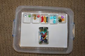 Play At Home Mom LLC: Busy boxes