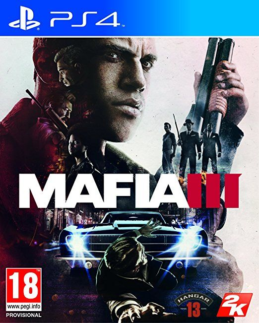 Ps4 Mafia Iii Includes Family Kick Back Eu Playstation Spiele Playstation Geschenk Play Station 4 Geschenkideen Playstation Ps4 Spiele Battlefield Mafia