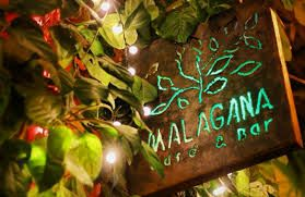Hungry ? the best authentic local restaurants MALAGANA CAFE BAR , CARTAGENA , COLOMBIA