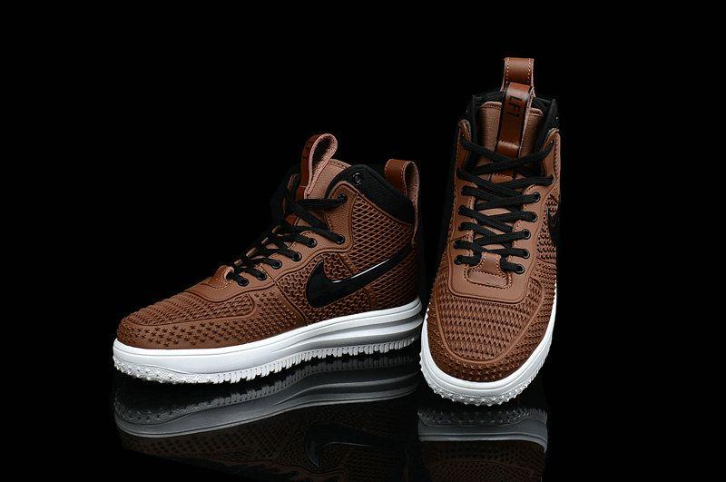 Nike Air Force 1 Boots 2016 minimalist interior design