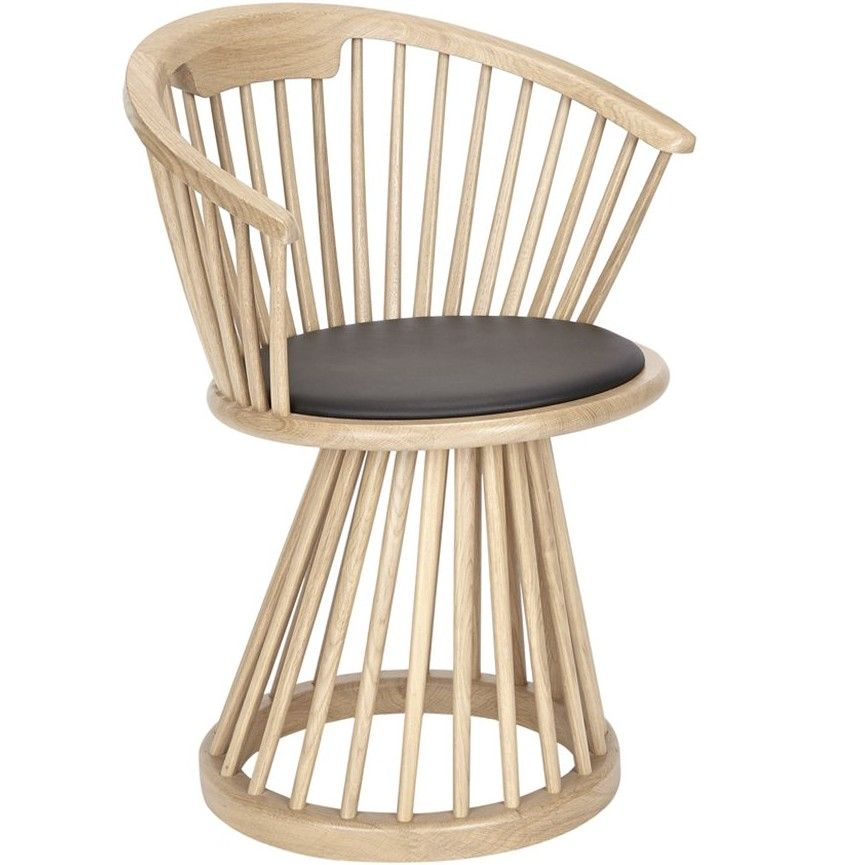 Tom Dixon Fan Dining Chair | AllModern