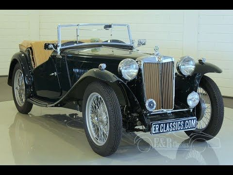 1947 MG TC For Sale 2016095