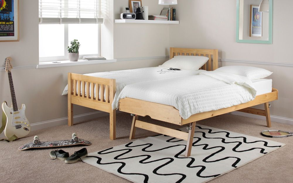 Treat yourself to a new bed from the Slumberland Harmony Collection ...