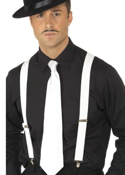 Men/'s Gangster Costume Happy Party Gang Cosplay Halloween Party Fancy Dress