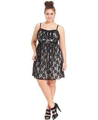 c823af269fd Ruby Rox Plus Size Dress