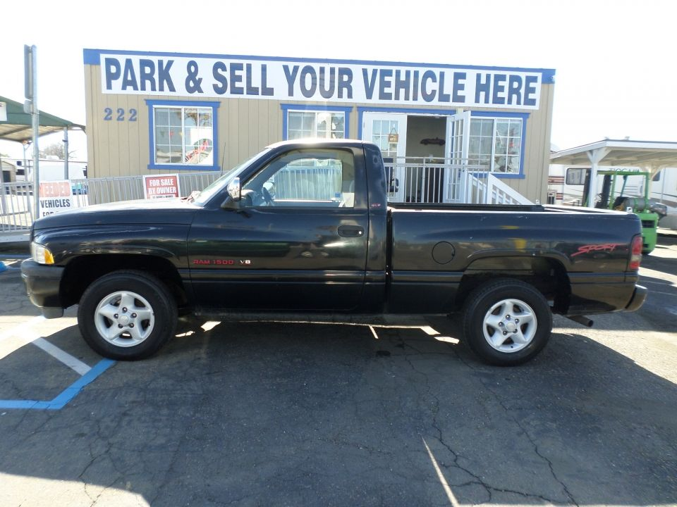 Truck For Sale 1996 Dodge Laramie Ram 1500 Slt Sport In Lodi Stockton Ca Laramie Ram 1500 Trucks For Sale