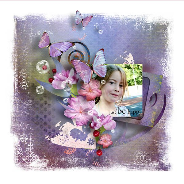 Pickleberrypop :: Kits :: Summer Shabby Fun Kit by Lara's Digi World #larasdigiworld #pickleberrypop #digitalscrapbooking
