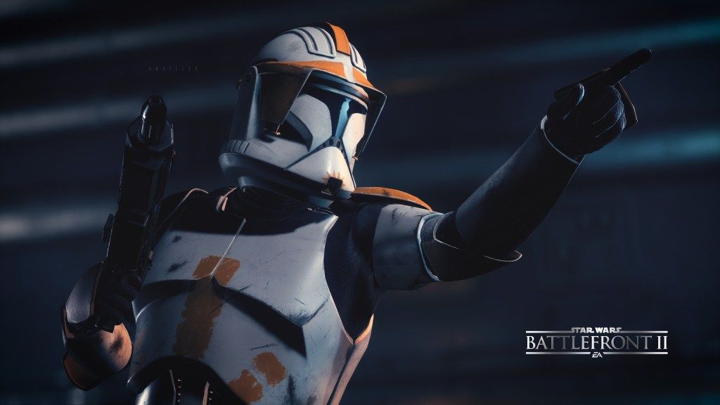 Star Wars Battlefront Ii 4k Wallpapers Collection Created By Anofelah Star Wars Awesome Star Wars Trooper Star Wars Images