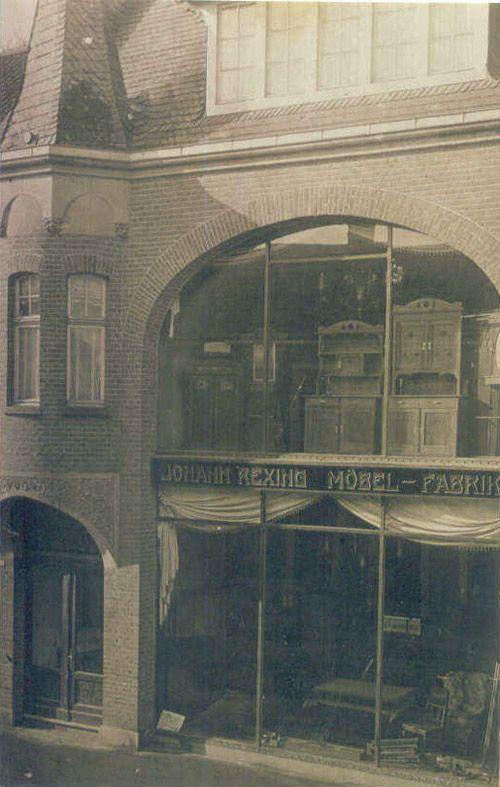 Rexing Kleve einrichtungshaus rexing kleve anno 1892 klever schätze