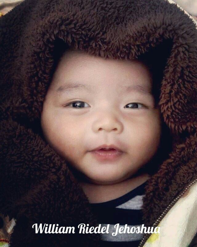 My Little Angel by Nixon Lungkang