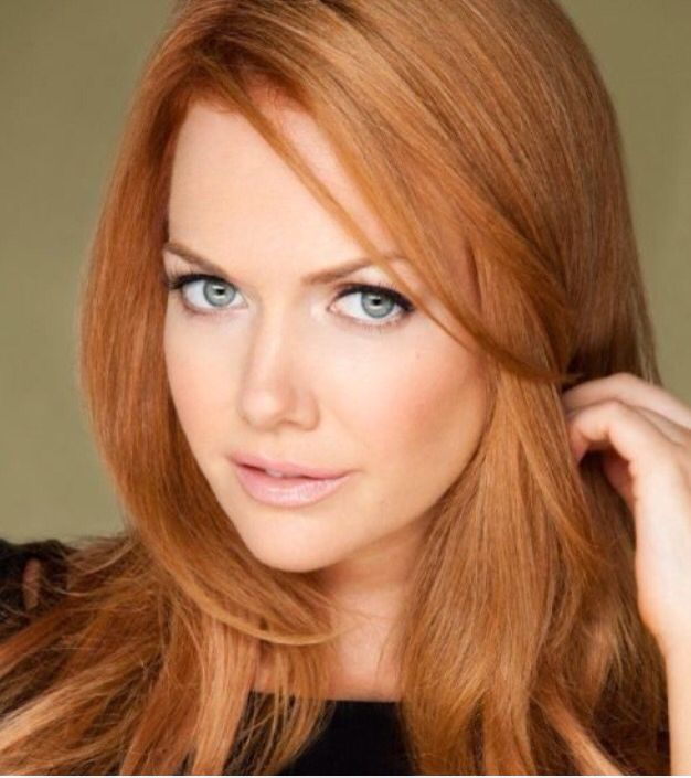 Gorgeous Ginger Color Strawberry Blonde Hair Color Blonde Hair