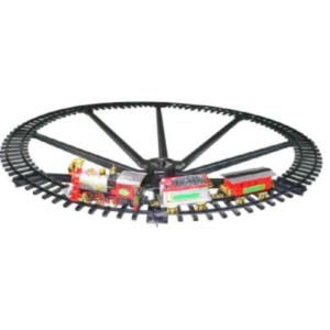 Scott would be over the moon. Christmas Tree Train Set-734809 at ...