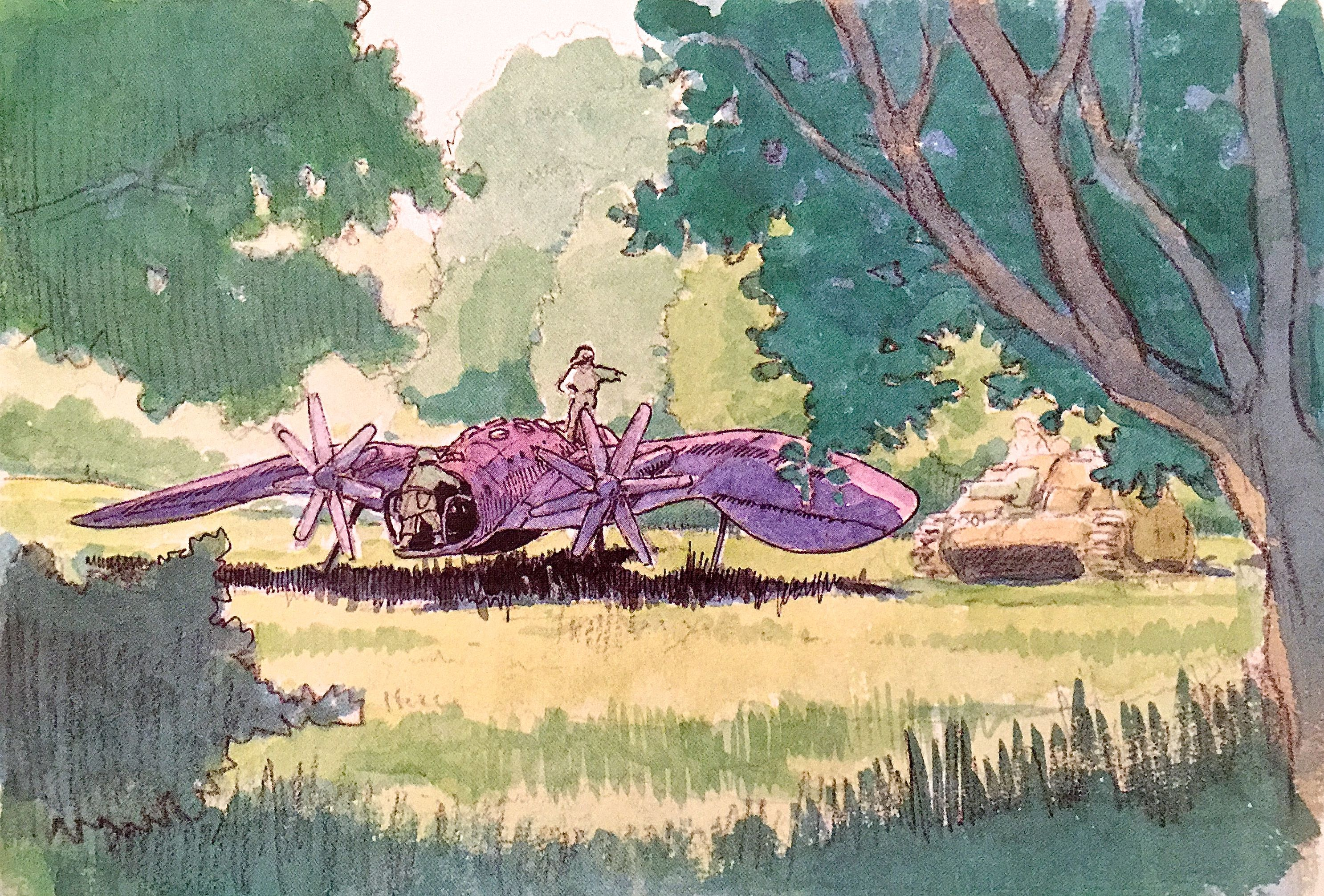 Early History Of Nausicaa Miyazaki Was Fascinated With