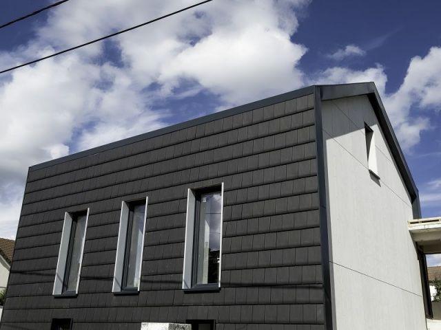 Toiture, façade  20 maisons qui osent la différence