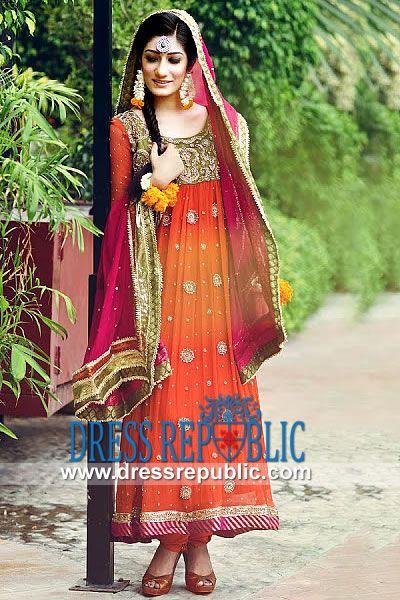 ea5711ba07 Poppy Skidale - DR9845, Anarkali Dresses Hyderabad, India - Anarkali Suits EID  Ramadan Collection 2013 Online by www.dressrepublic.com