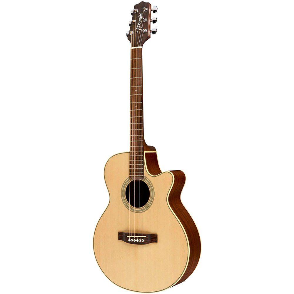 buy takamine g260c fxc acoustic 6 string guitar natural at acoustic guitars. Black Bedroom Furniture Sets. Home Design Ideas