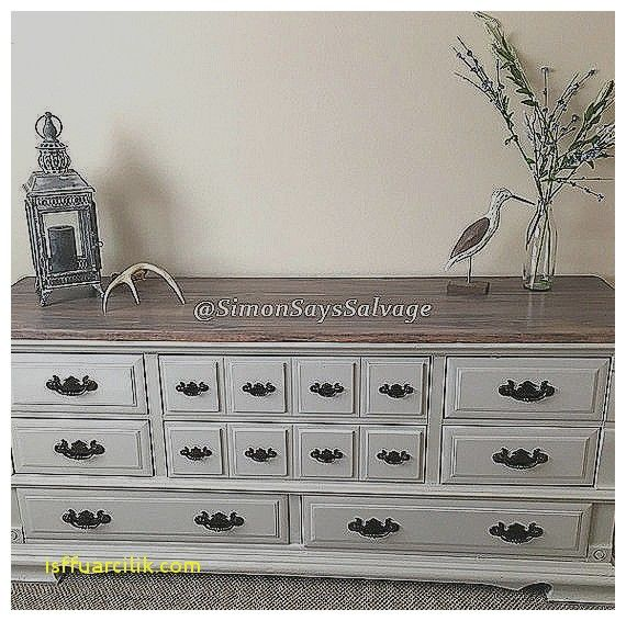 Dresser Top Tv Stand New Grey Wood Stained Antique Credenza
