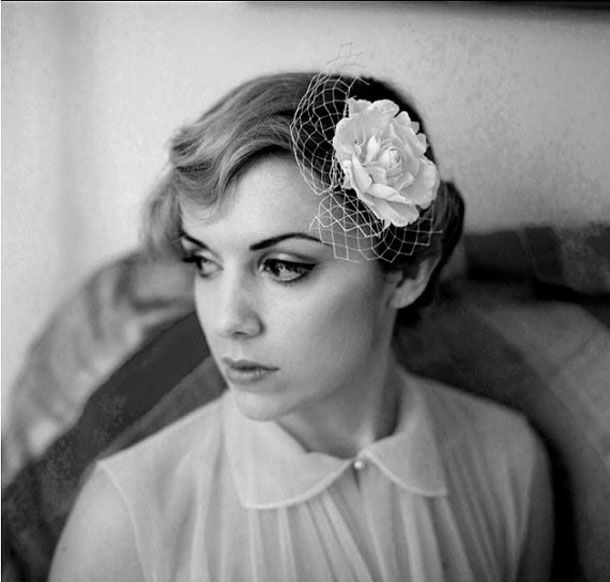 Agnes Hart hair accessories featured on the Lovely blog!