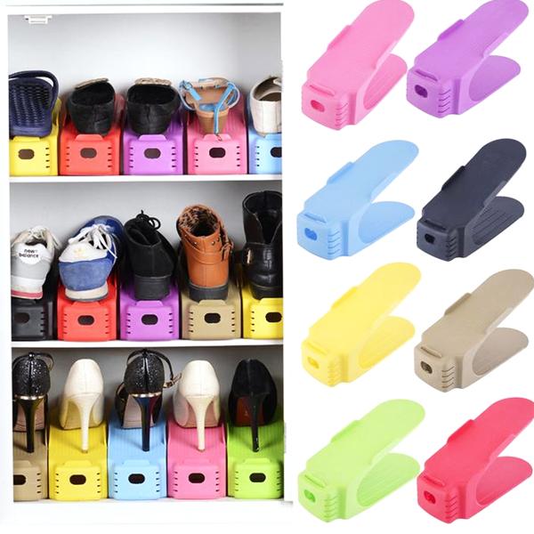 Double Shoe Storage Organizer
