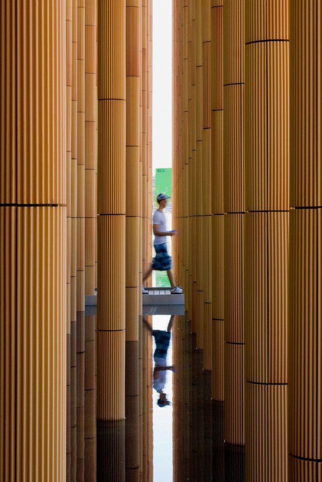 Spanish Pavillion at Expo Zaragoza 2008