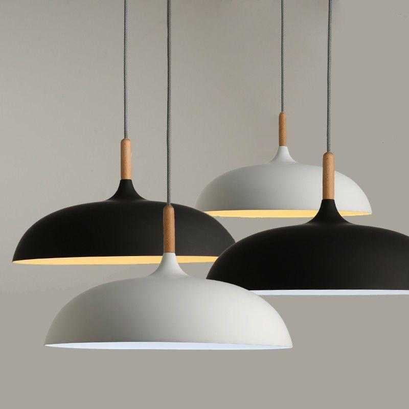Decorative Chandelier Hanging Modern Pendant Lights Wood Amp