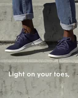 Allbirds Tree Runners are a thoughtful