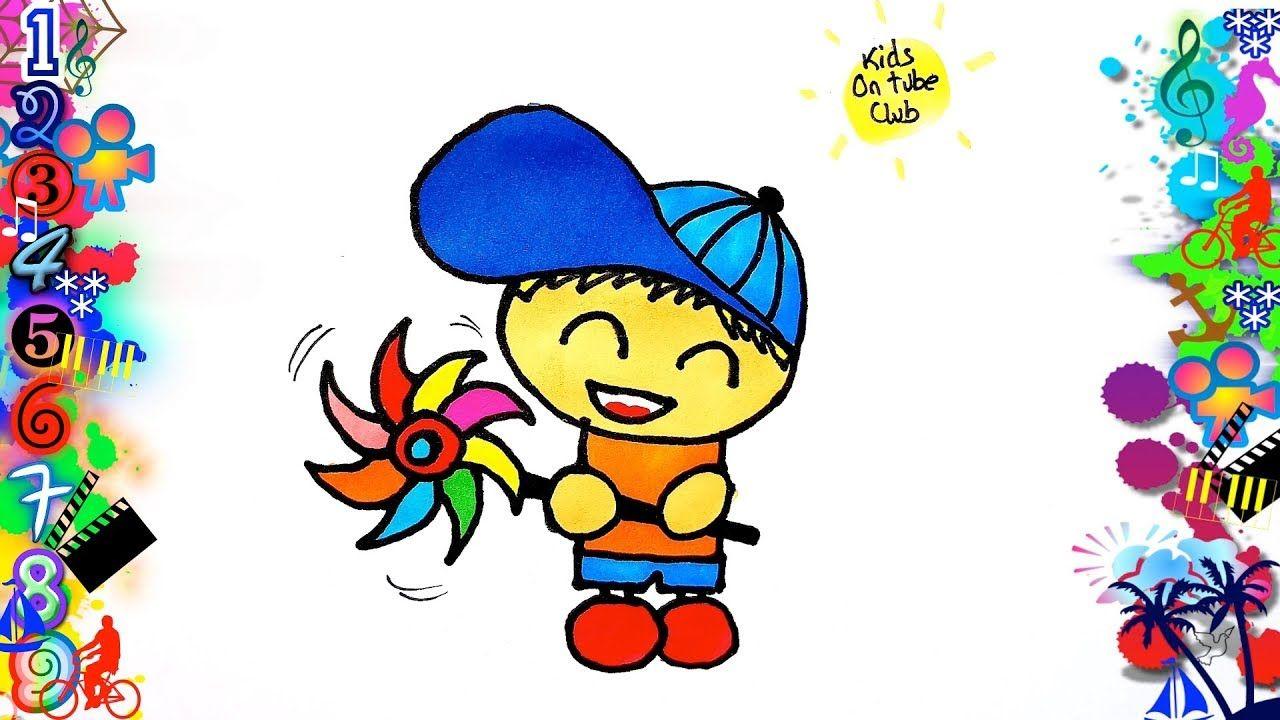 Dibujos Faciles Para Ninos Juguete Veleta Dibujos Dibujo Facil Dibujos Faciles Para Ninos Dibujos Faciles Dibujos Para Ninos