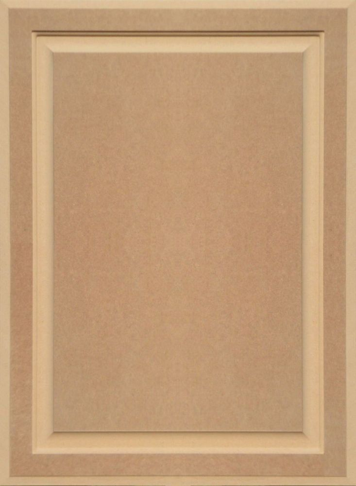 Unfinished Mdf Cabinet Door Square With Raised Panel By Kendor 30h