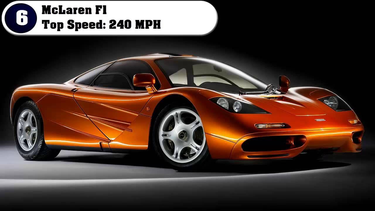 Die meisten schnellen Autos | Ferrari and BMW