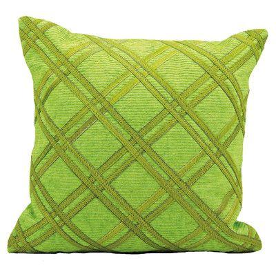 Brayden Studio Senga Throw Pillow