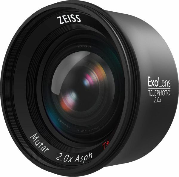 ExoLens Zeiss 2x telephoto lens for iPhone