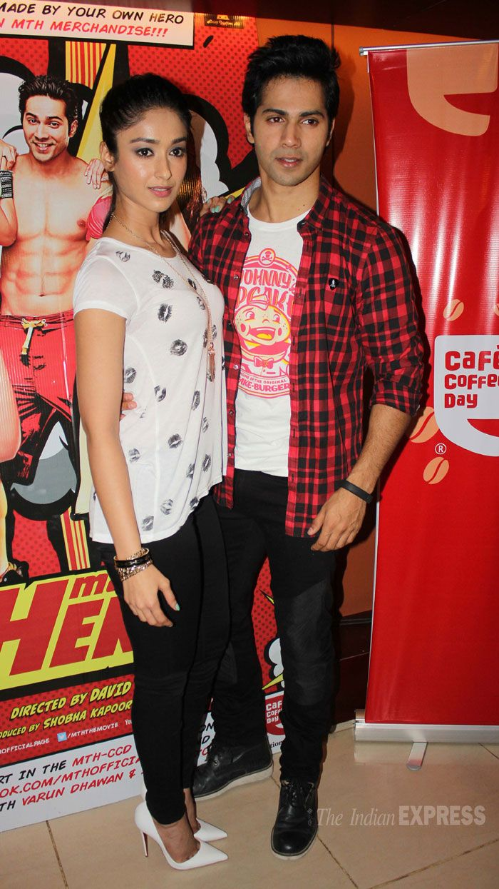 Is varun dhawan dating ileana dcruz boyfriend