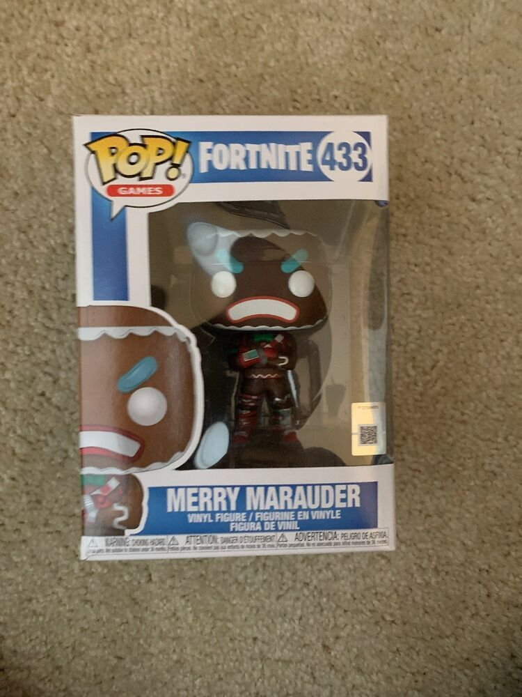 Action- & Spielfiguren Multi Funko 34880 POP Vinyl Fortnite Merry Marauder