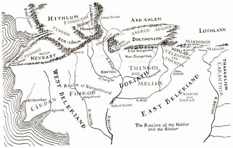 Printable Hobbit Map Google Search Tolkien Beauty Tolkien