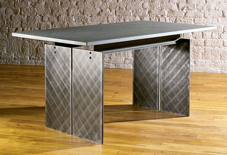 Cool Metal Conference Table Ideas  Google Search  Conference Fascinating Stone Top Dining Room Tables Design Decoration