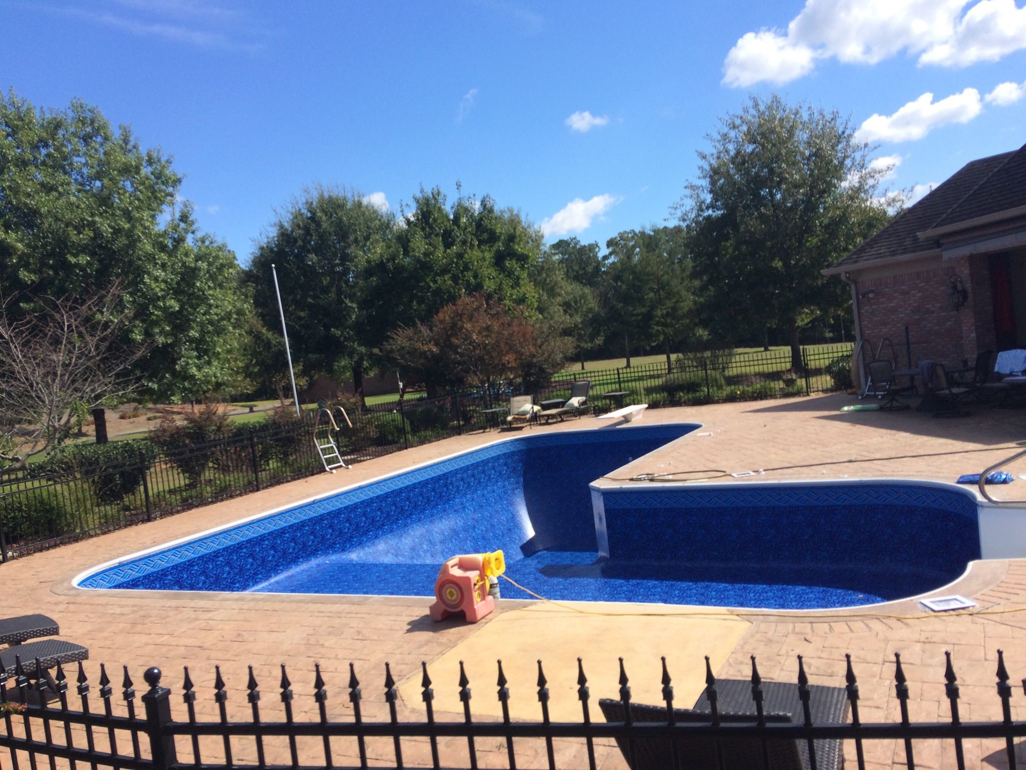 Another #NorthMississippi #pool is #summerready thanks to ...