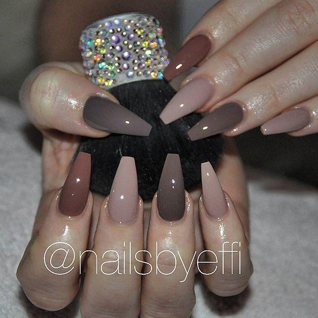 Colors is on fleek! | The nail game | Pinterest | Nail nail, Makeup ...